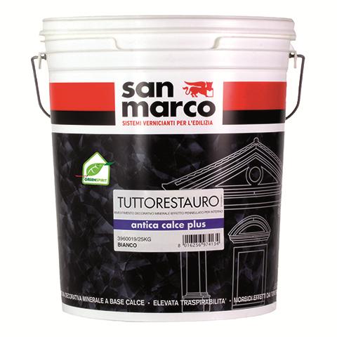 Декоративная штукатурка San Marco Antica Calce Plus