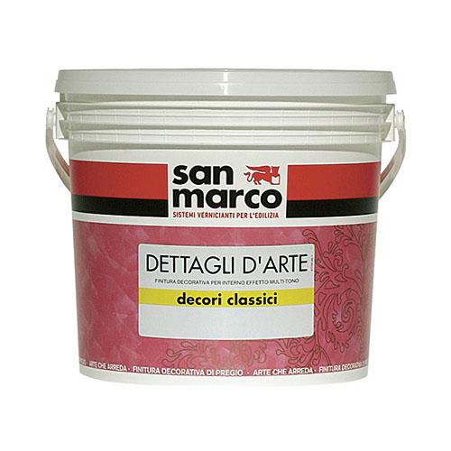 Декоративная штукатурка San Marco Decori Classici
