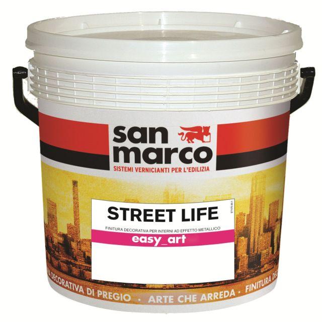 Декоративная штукатурка San Marco EASYMETAL